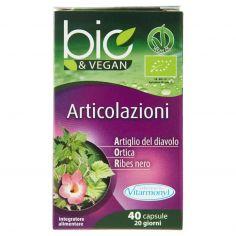 VITARMONYL-bio&Vegan Articolazioni 40 capsule 15 g