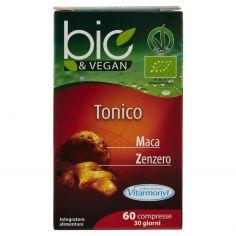 VITARMONYL-Bio&Vegan Tonico 60 compresse 39 g