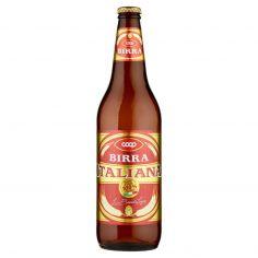 Coop-Birra Italiana la Bionda Lager 66 cl