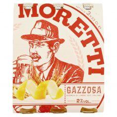 BIRRA MORETTI-Birra Moretti Gazzosa 3 x 33 CL