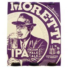 BIRRA MORETTI-Birra Moretti IPA Italian Pale Ale 3 x 33 cl