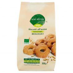 Coop-biscotti all'avena Biologici 300 g