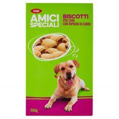 Coop-Biscotti per Cani con Ripieno di Carni 500 g