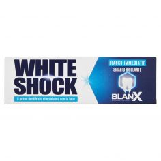 BLANX-Blanx White Shock Bianco Immediato* 75 ml