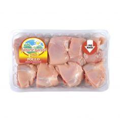 FATTORIE NATURA-Bocconcini di coscia di pollo 800 g ca