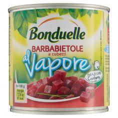 BONDUELLE-Bonduelle al Vapore Barbabierole a cubetti 300 g