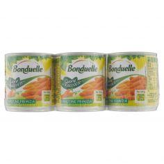 BONDUELLE-Bonduelle Cuore di raccolto Carotine Primizia 3 x 200 g