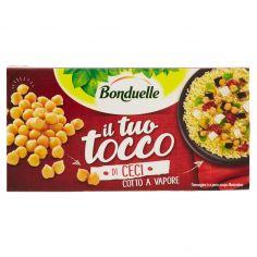 BONDUELLE-Bonduelle il tuo tocco di Ceci 2 x 80 g