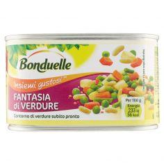 BONDUELLE-Bonduelle Insiemi gustosi Fantasia di Verdure 400 g