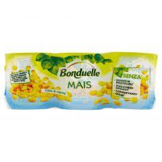 BONDUELLE-Bonduelle Mais 3 x 150 g