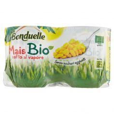 BONDUELLE-Bonduelle Mais Bio 2 x 150 g
