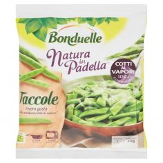 A TUTTO VAPORE-Bonduelle Natura in padella Taccole 450 g