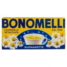 BONOMELLI-Bonomelli Camomilla Setacciata Buonanotte 18 Filtri 27 g