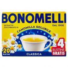 BONOMELLI-Bonomelli Estratto Zuccherato di Camomilla Solubile Classica 20 x 5 g