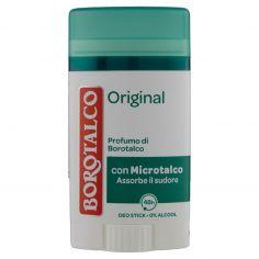 BOROTALCO-Borotalco Original Profumo di Borotalco Deo Stick 0% Alcool 40 ml