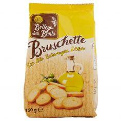 Bottega della Bontà Bruschette con Olio Extravergine d'Oliva 150 g