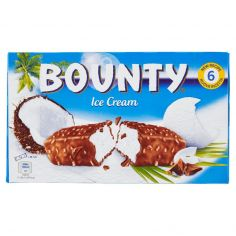 BOUNTY-Bounty ice cream 6 x  39,1 g