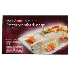 Coop-Branzino in salsa di senape surgelato 250 g
