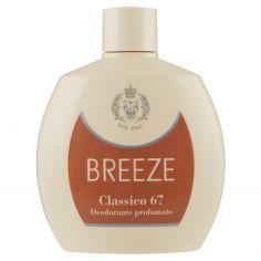 BREEZE-Breeze Classico 67 Deodorante profumato 100 ml