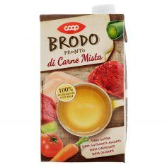 Coop-Brodo Pronto di Carne Mista 1 l