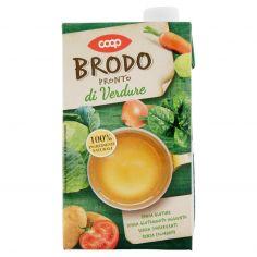 Coop-Brodo Pronto di Verdure 1 l