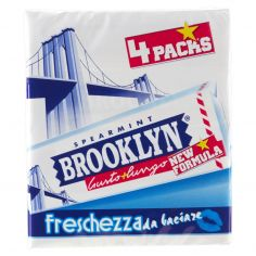 BROOKLYN-Brooklyn Chewing gum spearmint 100 g