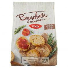Coop-Bruschette al rosmarino 150 g