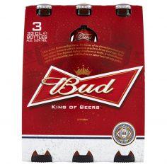 BUD-Bud 3 x 33 cl
