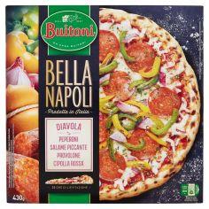 BELLA NAPOLI-BUITONI BELLA NAPOLI DIAVOLA Pizza surgelata 430g (1 pizza)