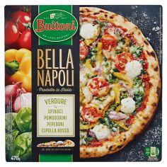 BELLA NAPOLI-BUITONI BELLA NAPOLI VERDURE Pizza surgelata 470g (1 pizza)