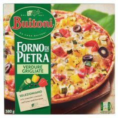 FORNO DI PIETRA-BUITONI FORNO DI PIETRA PIZZA VERDURE GRIGLIATE Pizza surgelata 380g (1 pizza)