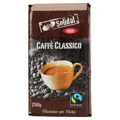 Coop-Caffè Classico Macinato per Moka 250 g