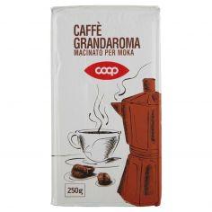 Coop-Caffè Grandaroma Macinato per Moka 250 g