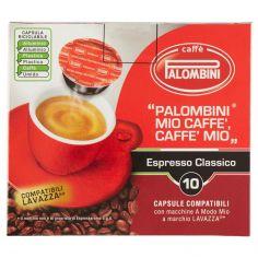 PALOMBINI-Caffè Palombini Espresso Classico 10 Capsule 75 g