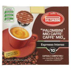 PALOMBINI-Caffè Palombini Espresso Intenso 10 Capsule 75 g