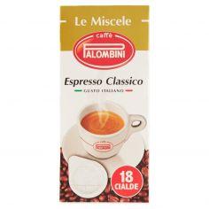 PALOMBINI-Caffè Palombini Le Miscele Espresso Classico 18 Cialde 126 g