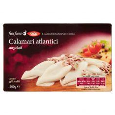 Coop-Calamari atlantici surgelati 400 g