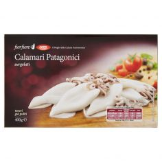 Coop-Calamari Patagonici surgelati 400 g