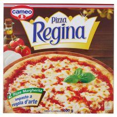 REGINA.-cameo Pizza Regina Pizze Margherita 2 x 300 g