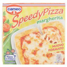 SPEEDY PIZZA.-cameo SpeedyPizza margherita 3 x 75 g