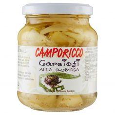 CAMPORICCO-Camporicco Carciofi alla Rustica 285 g