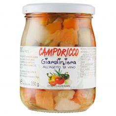 CAMPORICCO-Camporicco Giardiniera all'Aceto di Vino 560 g