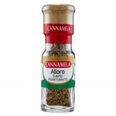 CANNAMELA-Cannamela Alloro (Lauro) frantumato 12 g