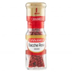 CANNAMELA-Cannamela Bacche rosa grani 18 g