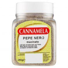 CANNAMELA-Cannamela Pepe nero macinato 260 g PET
