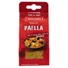 CANNAMELA-Cannamela Sapori dal mondo Spezie per paella 25 g
