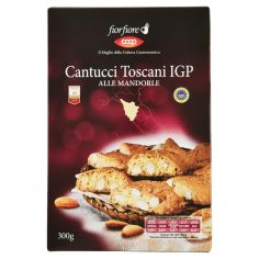 Coop-Cantucci Toscani IGP alle Mandorle 300 g