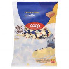 Coop-caramelle toffees al latte 200 g