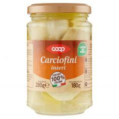 Coop-Carciofini interi 280 g