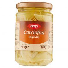 Coop-Carciofini tagliati 280 g